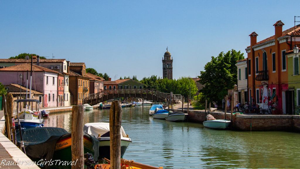 Canal in Mazzorbo