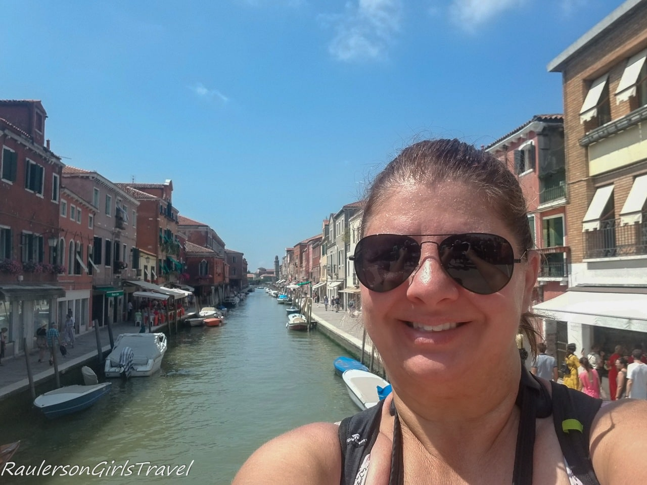 Heather in Murano