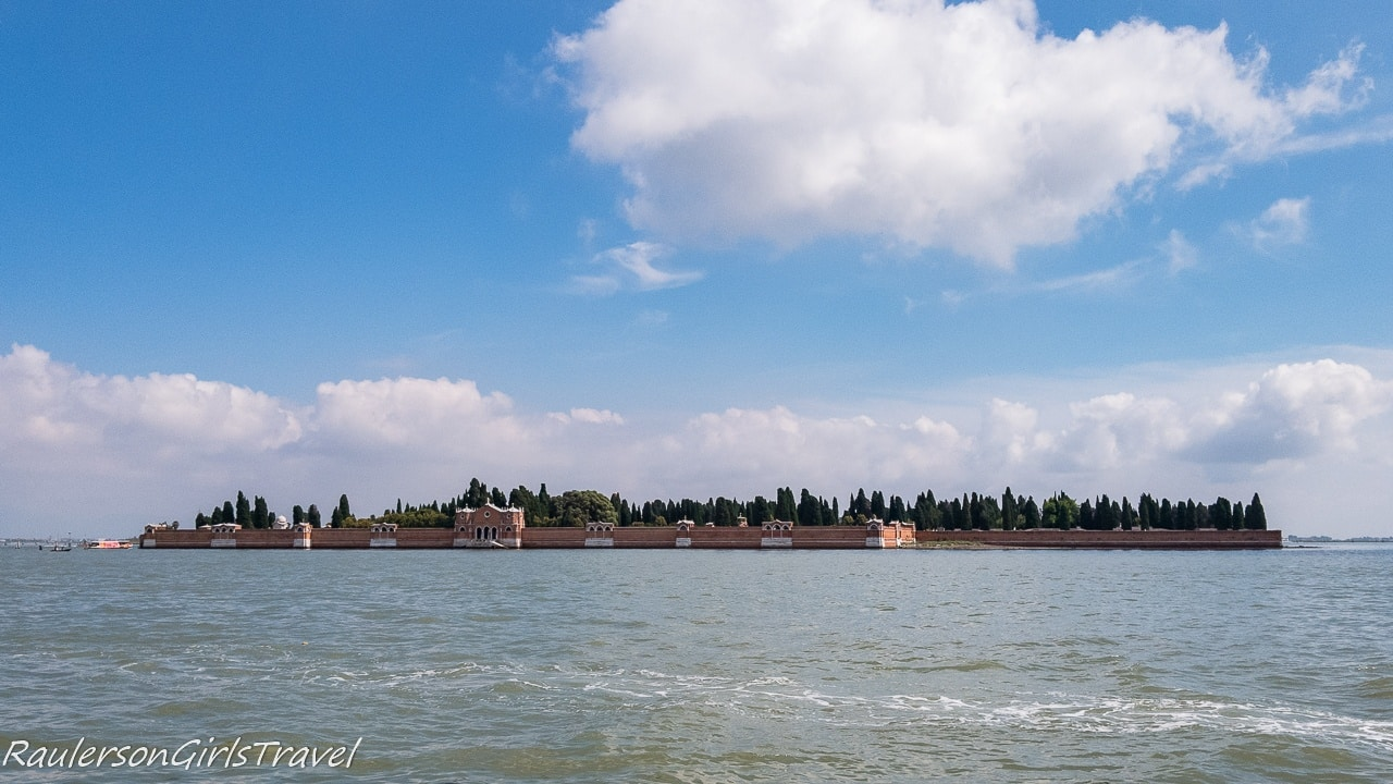 San Michele Venetian Island