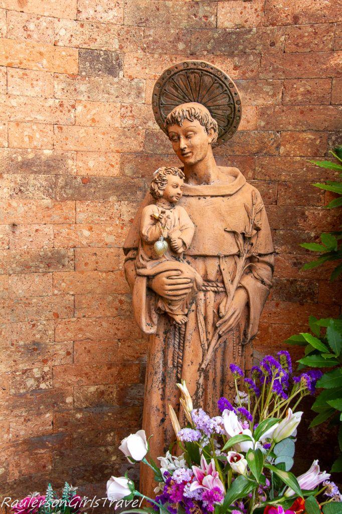 Statue at San Michele