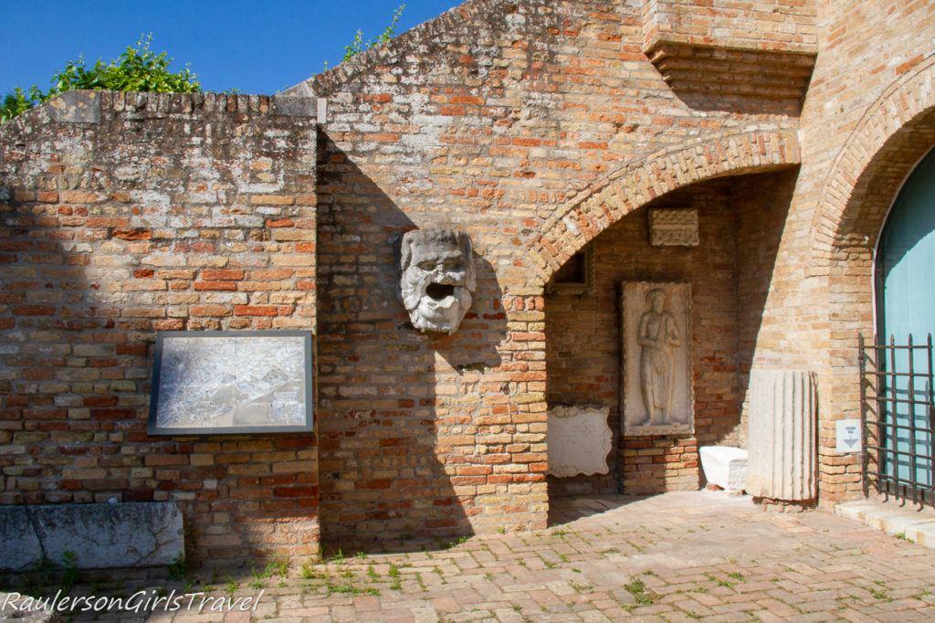 Palazzo del Consiglio and Torcello's Museum