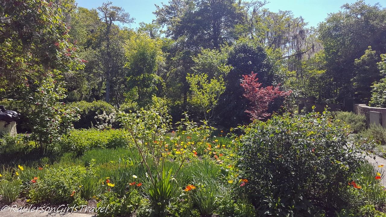 garden at BrookGreen Gardens