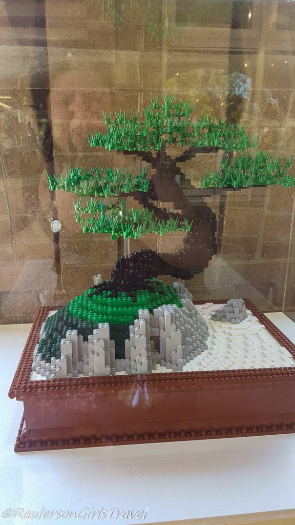 Bonsai Tree Lego by Sean Kenney