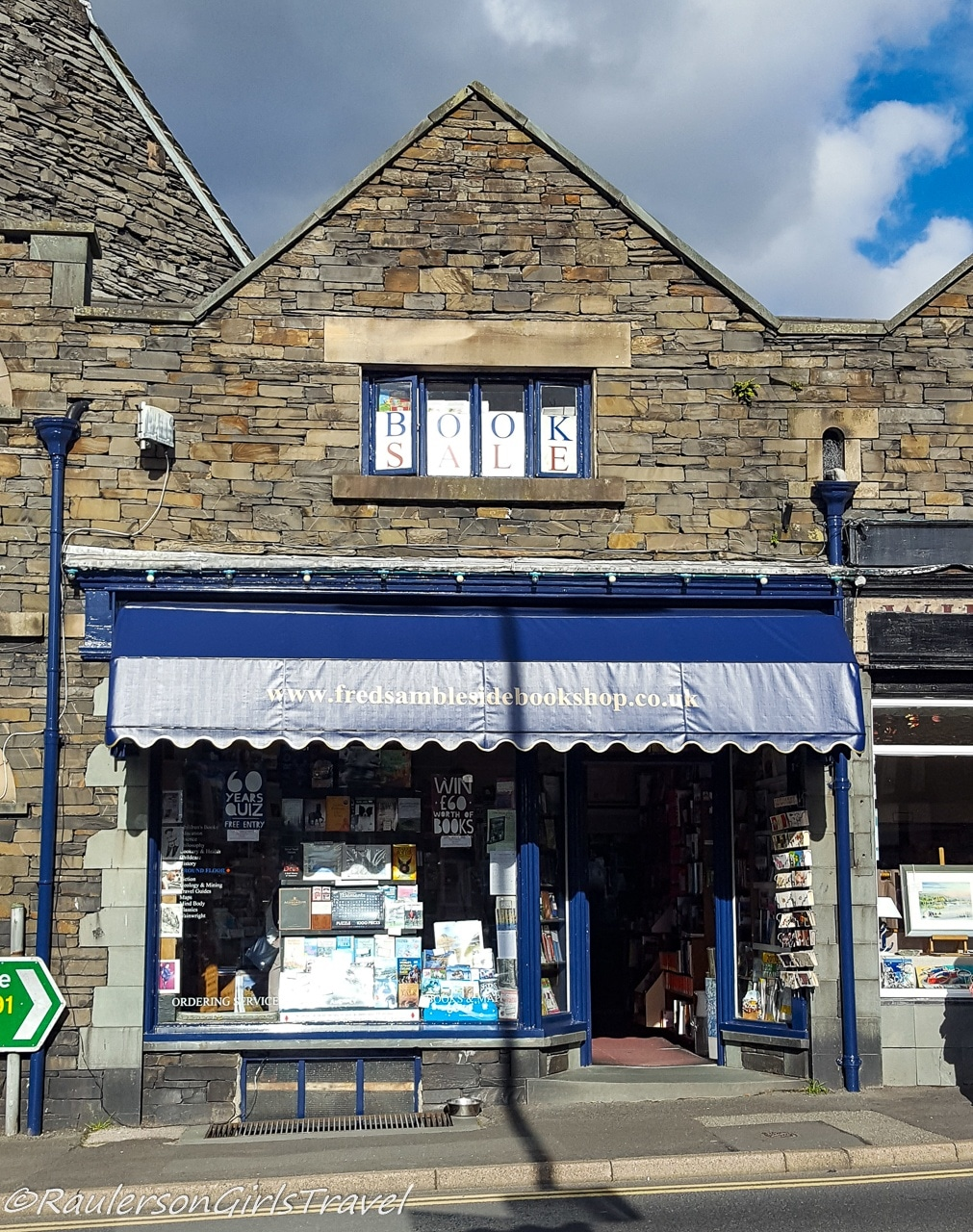 Fred's Ambleside Bookshop - Things to do in Ambleside