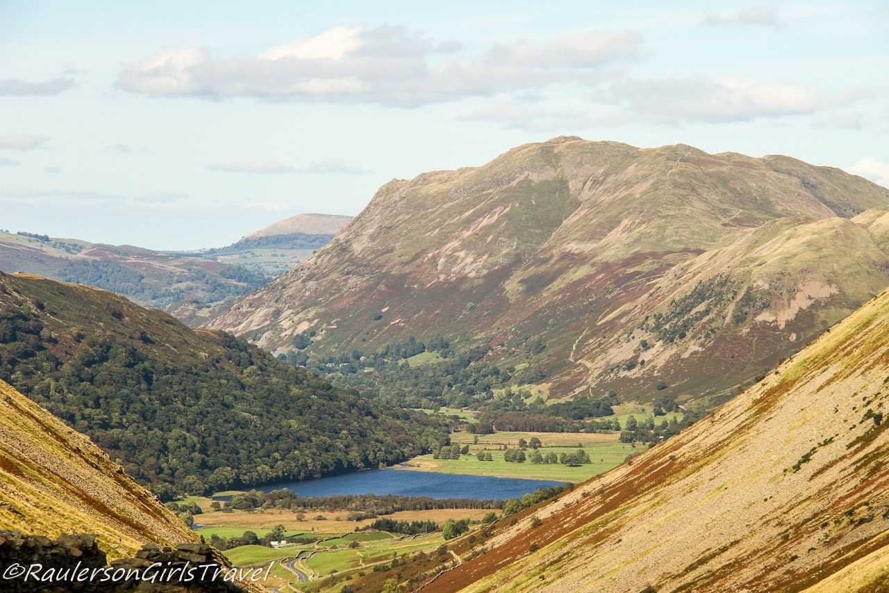 Lake District and Ullswater