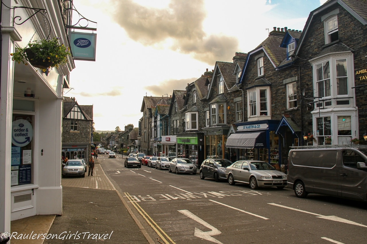 Town of Ambleside