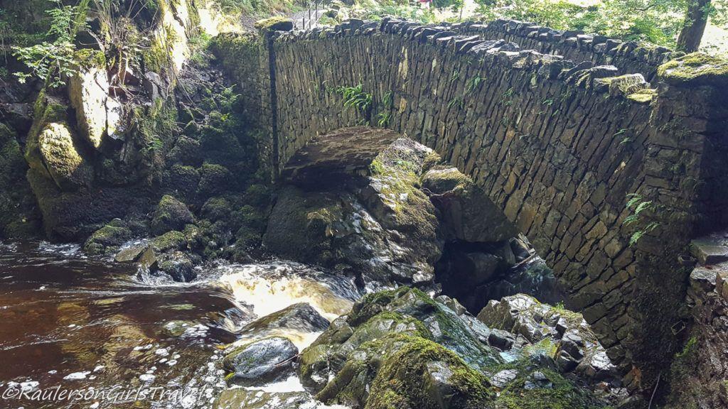 Bridge at Aria Force