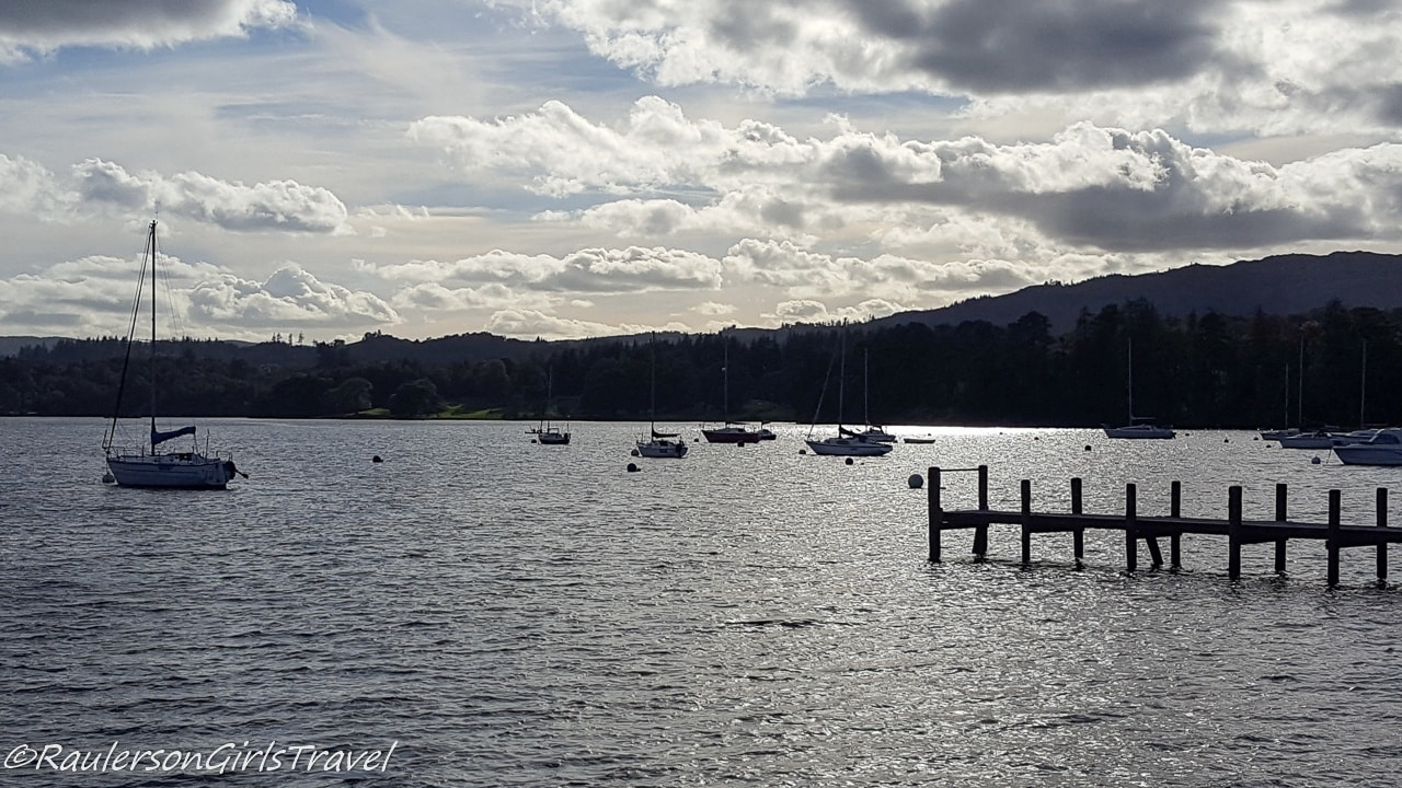 Boats on Windermere Lake - Things to do in Ambleside