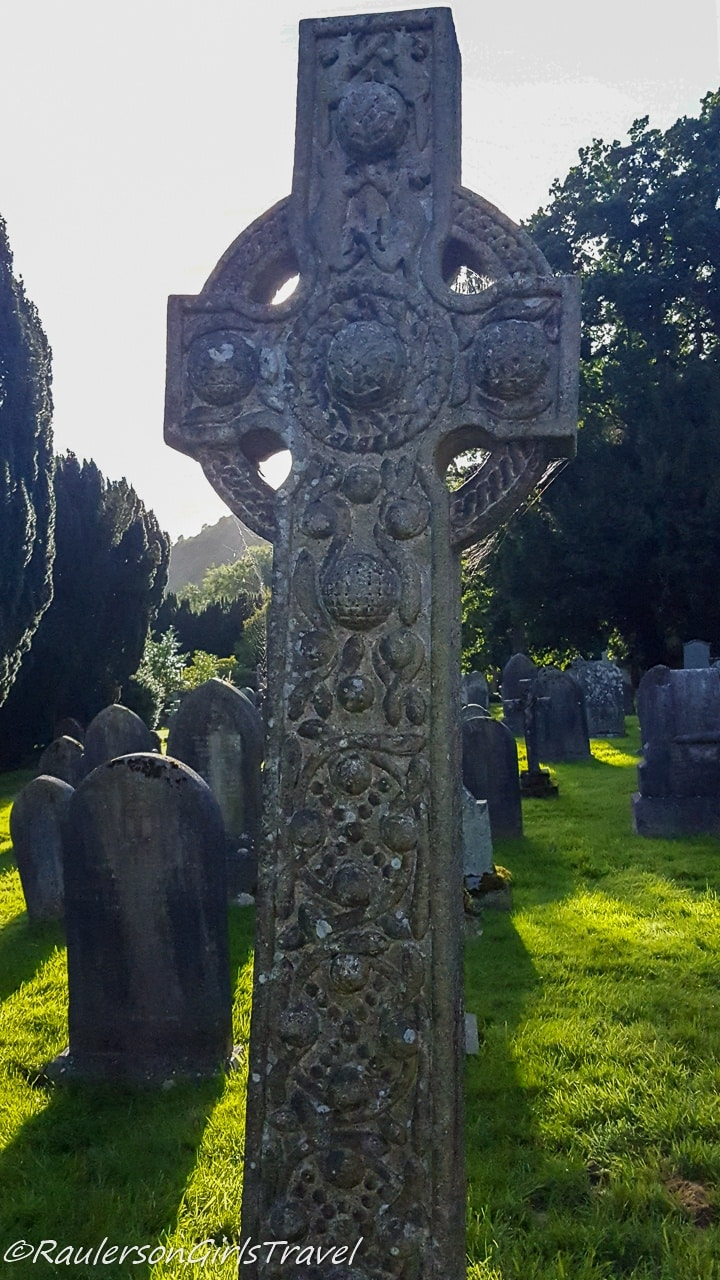 Old Gravestone in St. Mary's C of E Church Cemetery