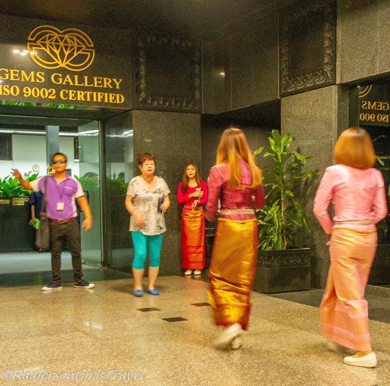 Gems Gallery Entrance - Bo-Sang Handicraft Village