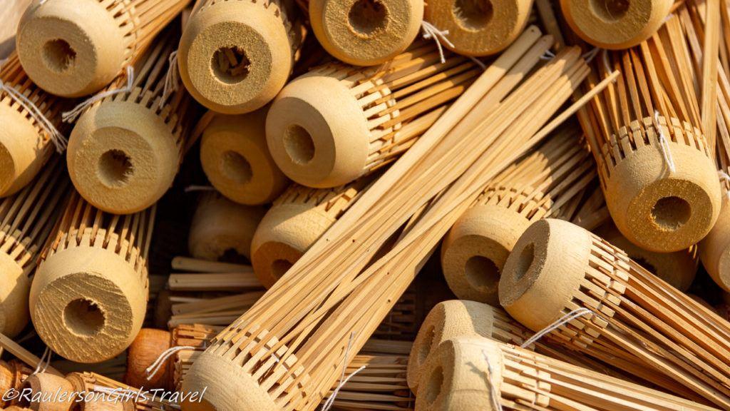 Umbrella Bamboo Struts