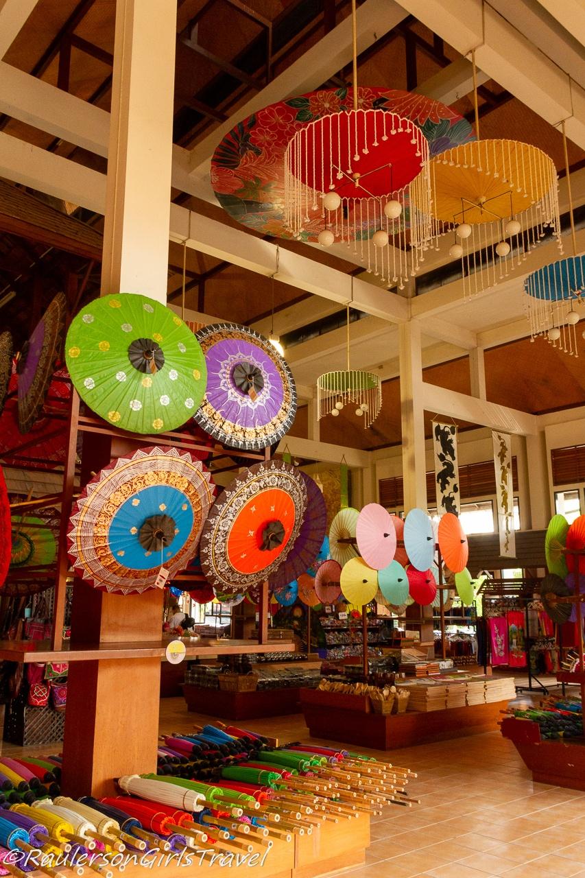 Umbrella Factory Gift Shop