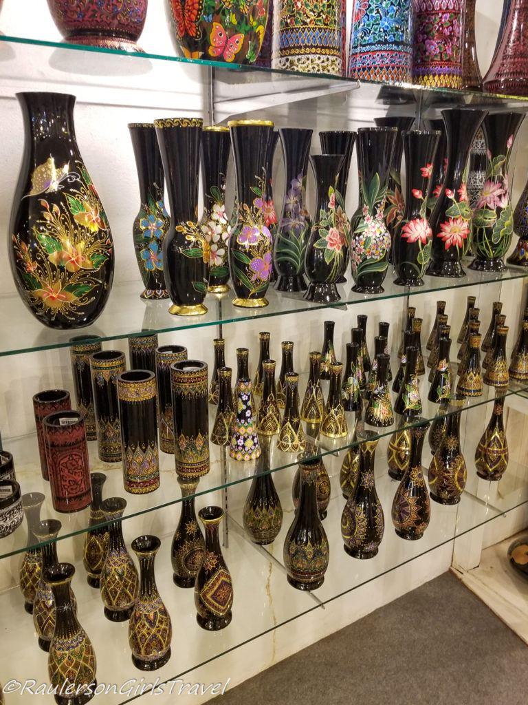 Ban-Khern Lacquer-ware Shop