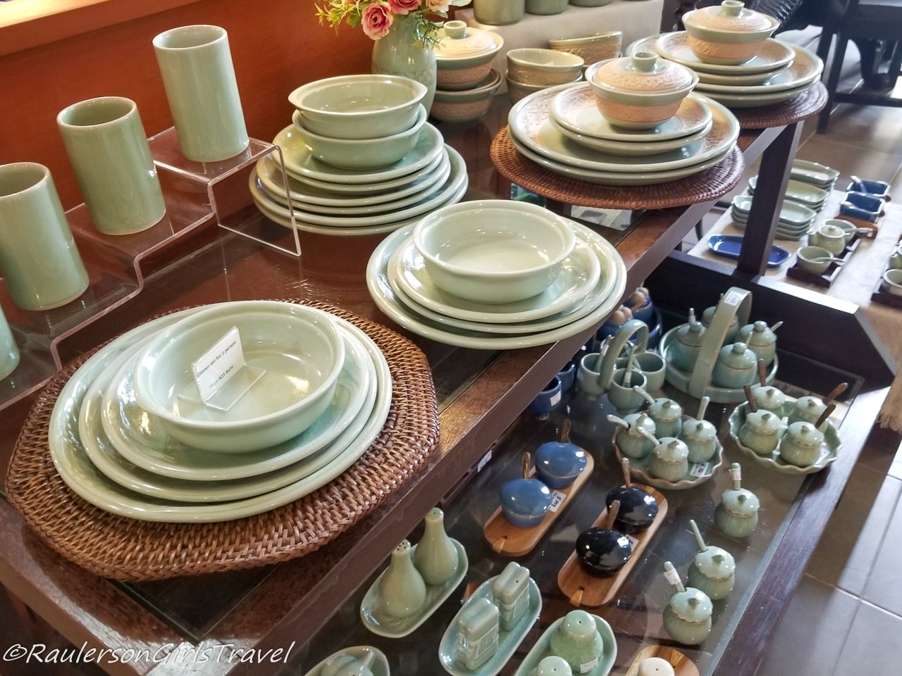 Siam Celadon Pottery
