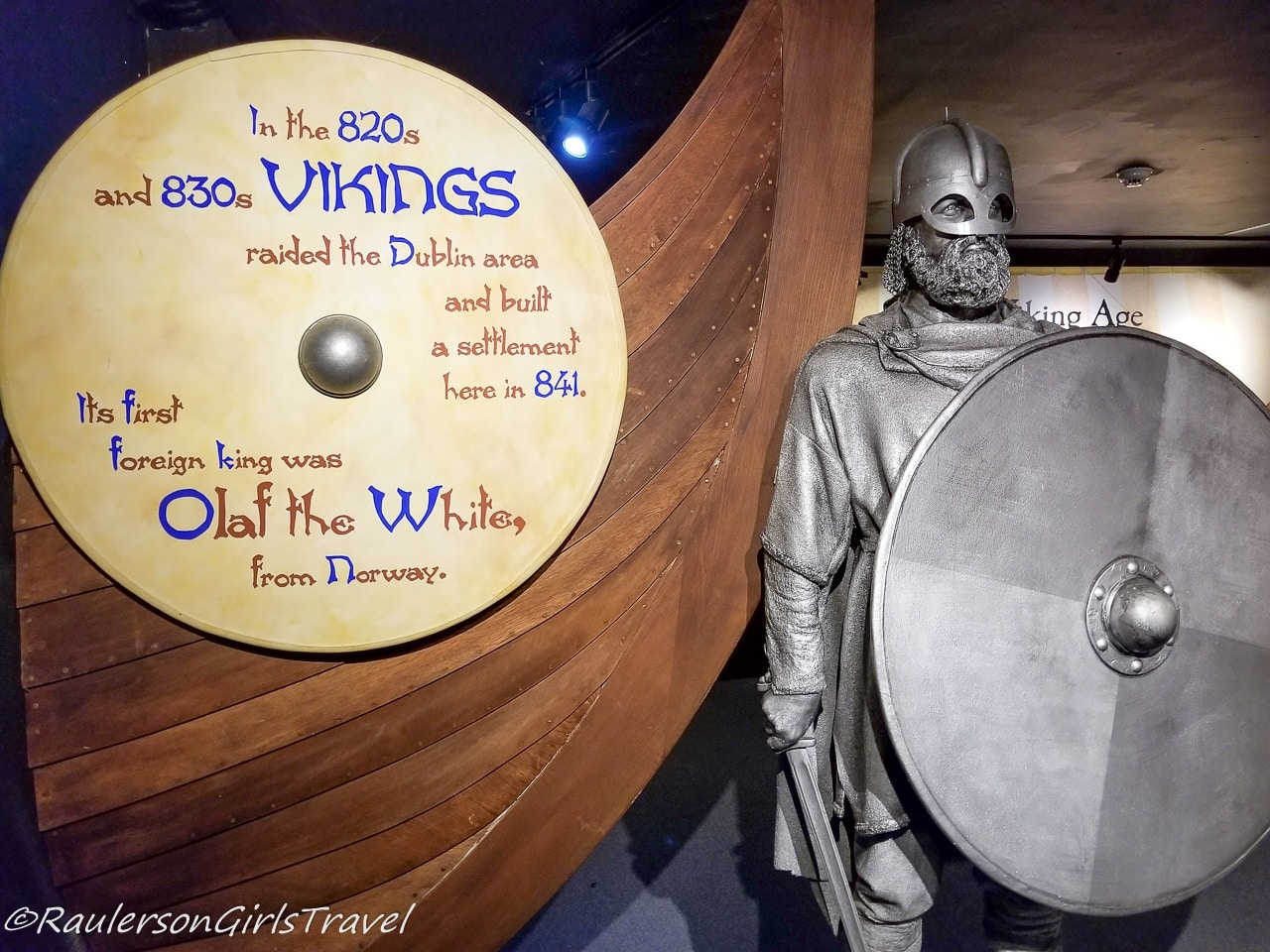 Viking history in Dublin