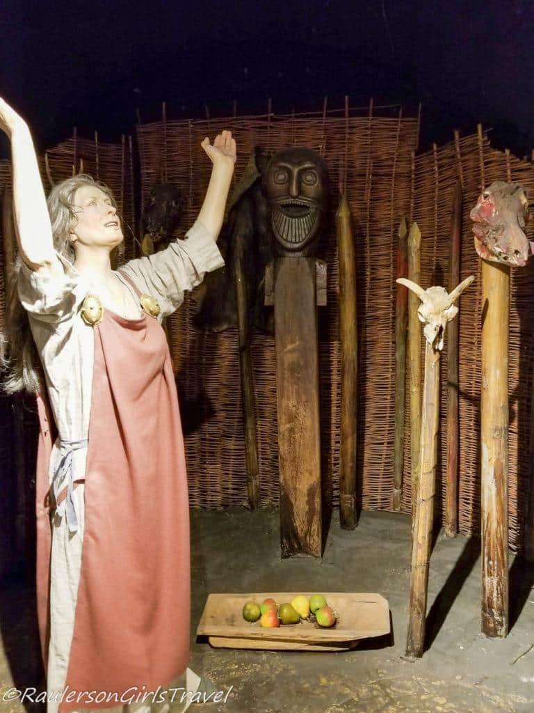 Vikings sacrifice animals to their gods