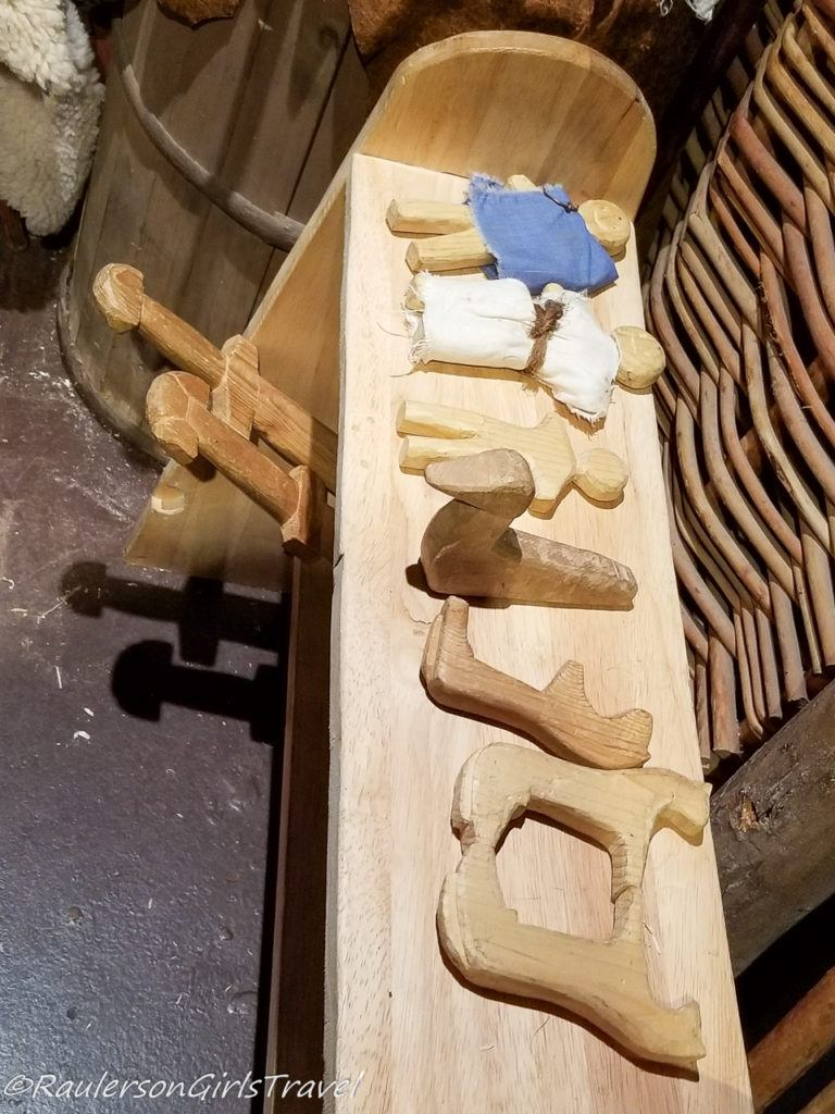 Viking toys made for children