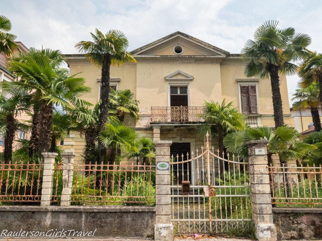 Residential building in Riva del Garda