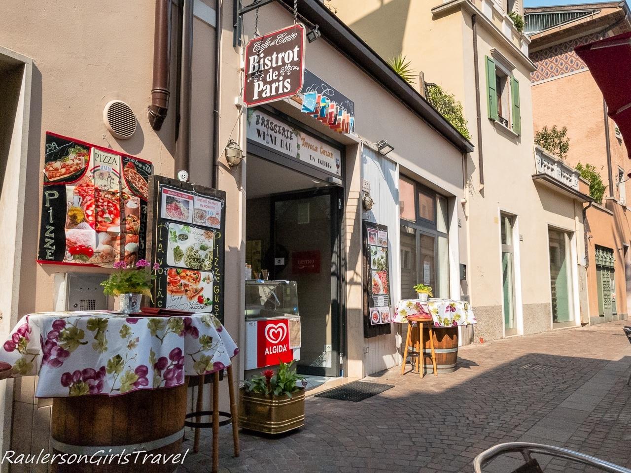 Caffee del Centro in Riva del Garda