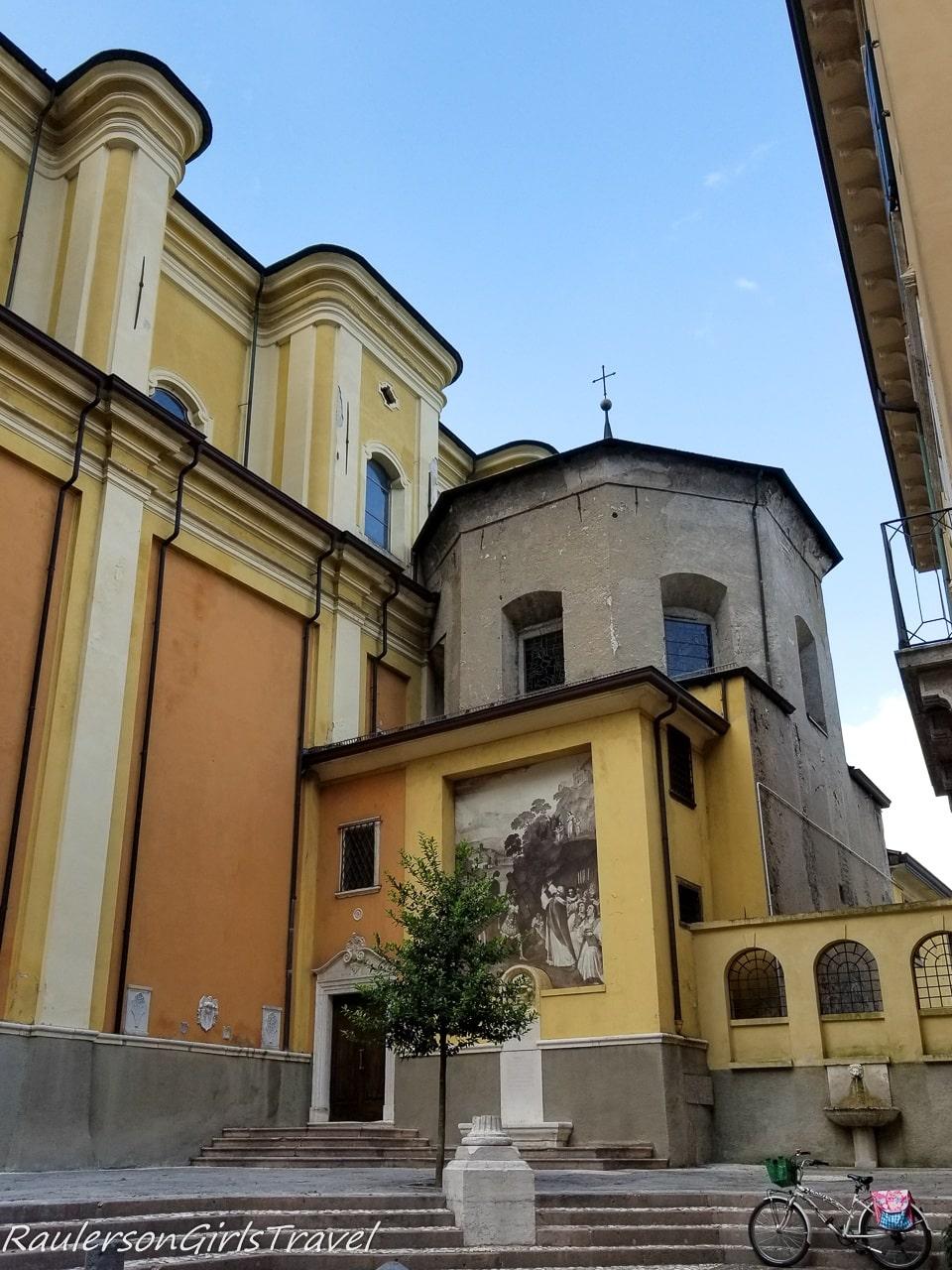 The Santa Maria Assunta Church