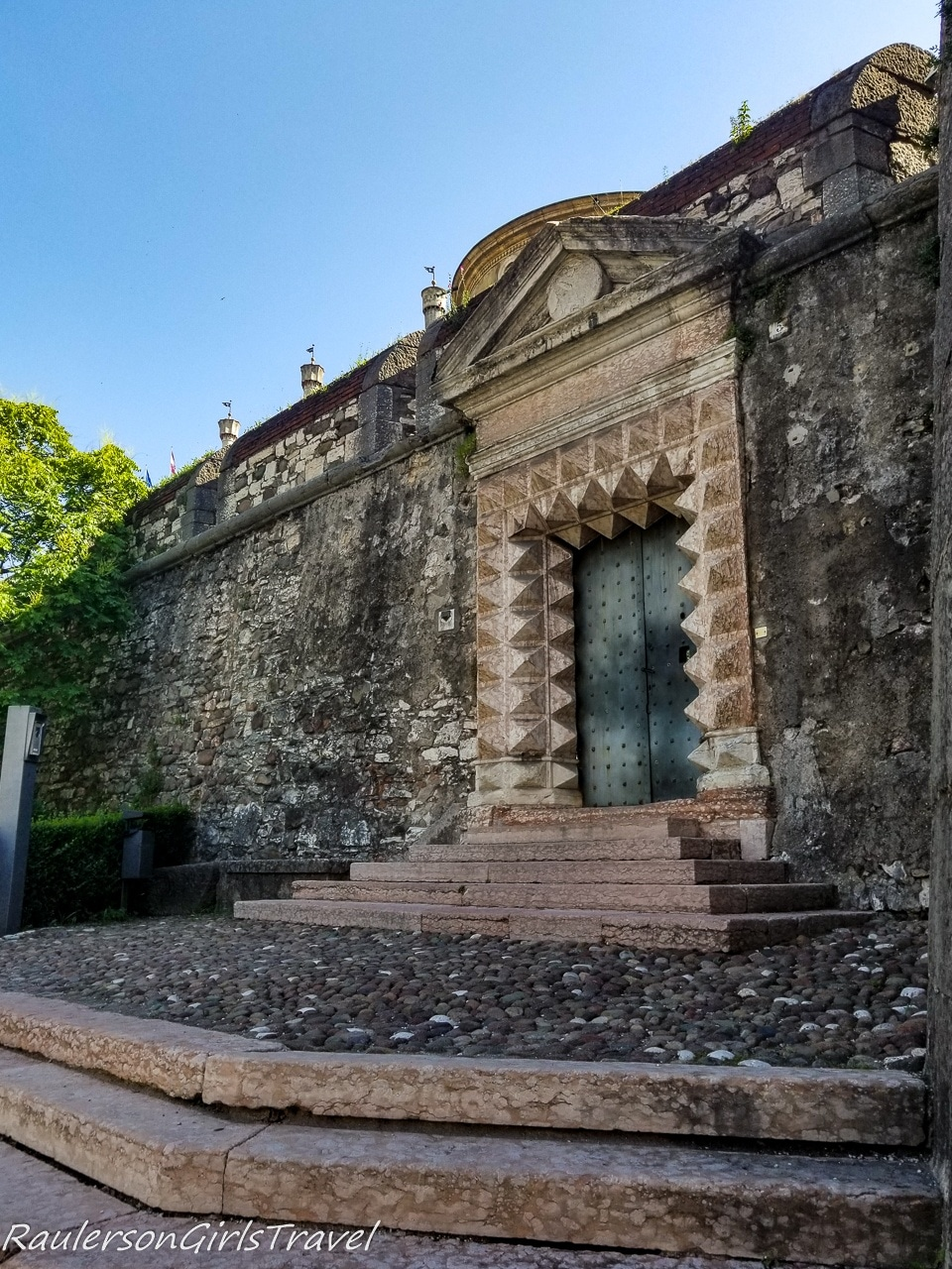 Buonconsiglio Castle Entrance