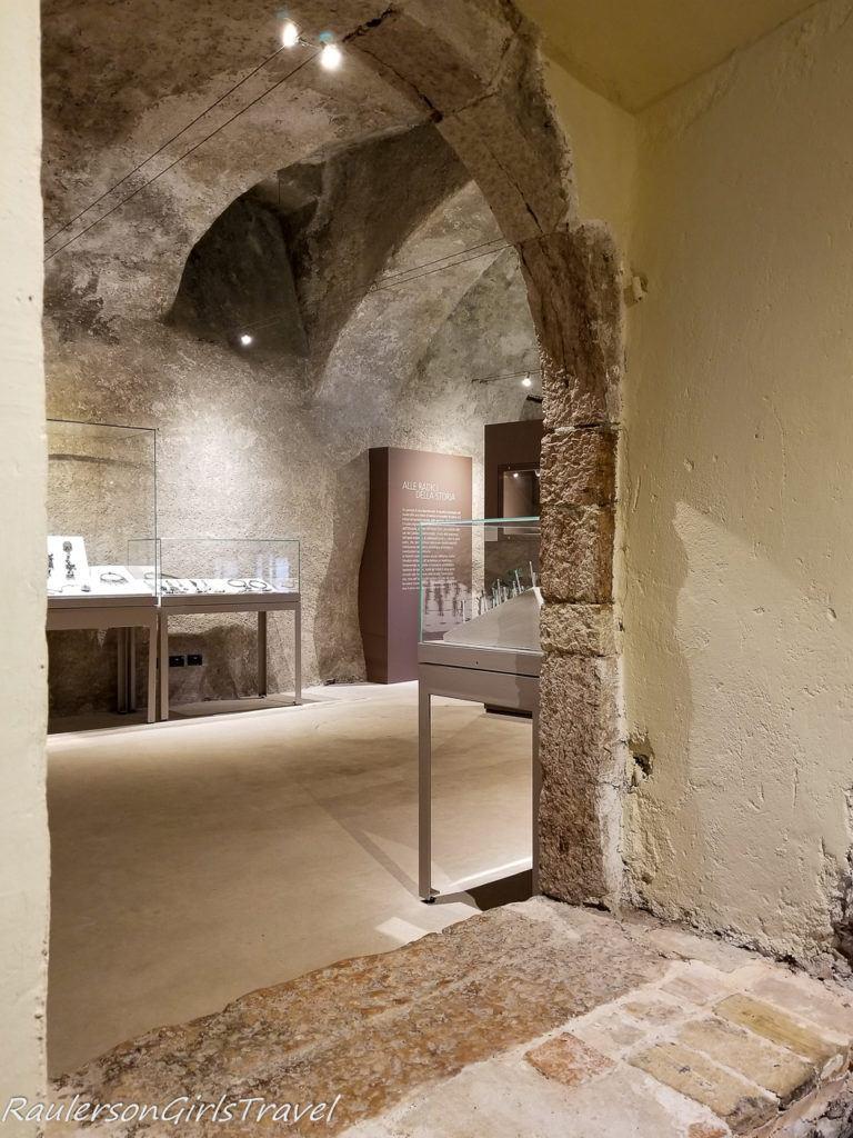 Museum in Buonconsiglio Castle