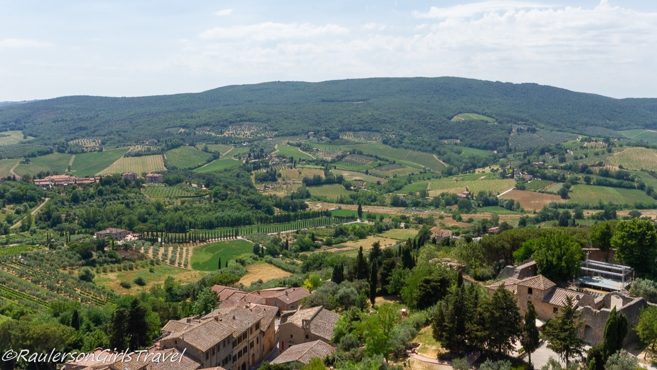 View from Torre Grossa