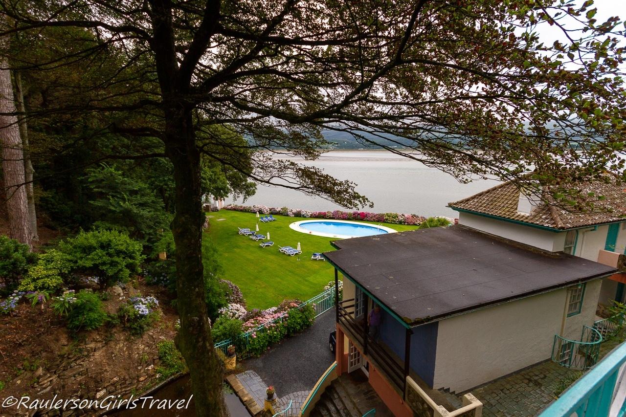 Hotel Portmeirion Pool