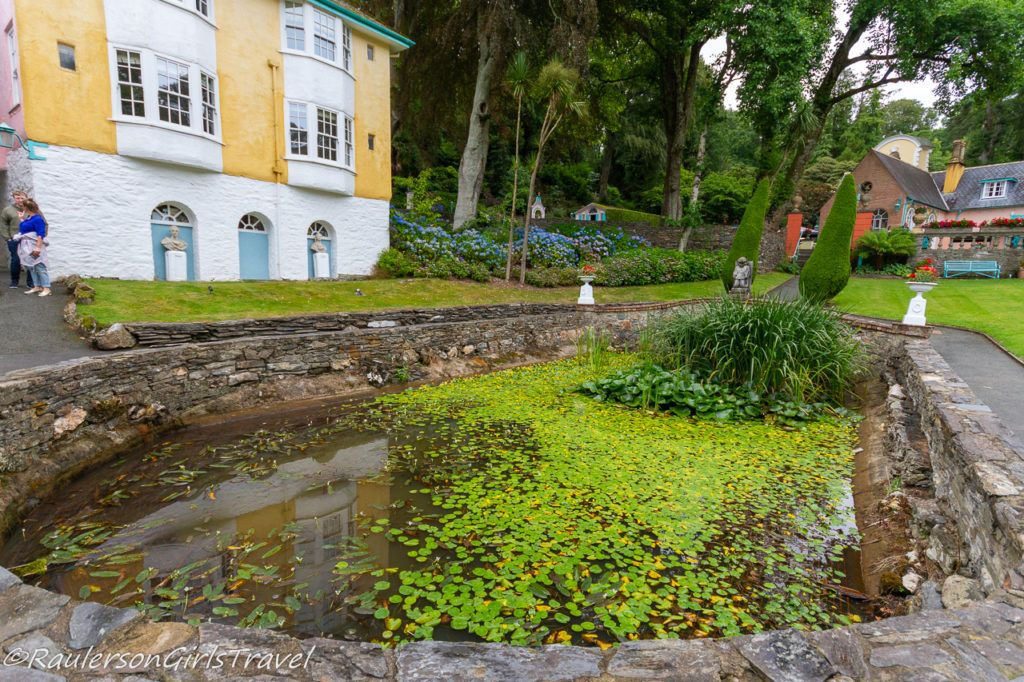 Trinity Village Rooms in Portmeirion