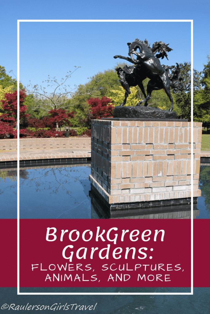 BrookGreen Gardens Pinterest Pin