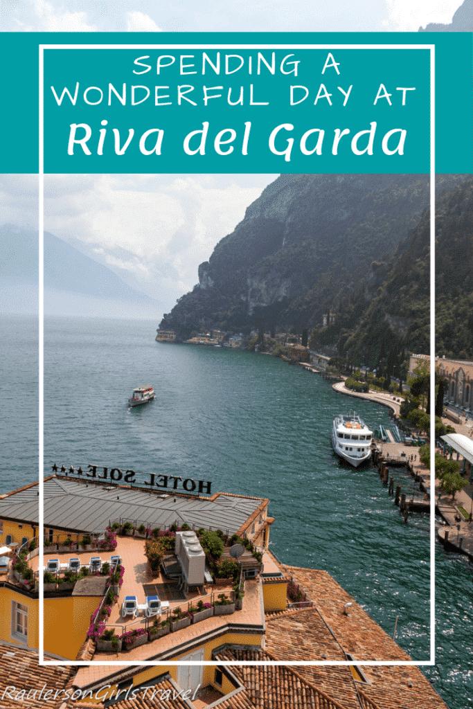 Riva del Garda Pinterest Pin