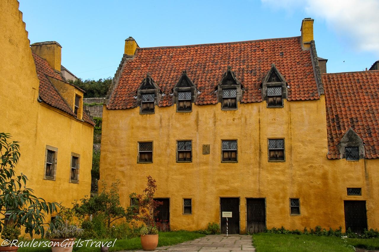 Culross Palace - Outlander Tour Scotland