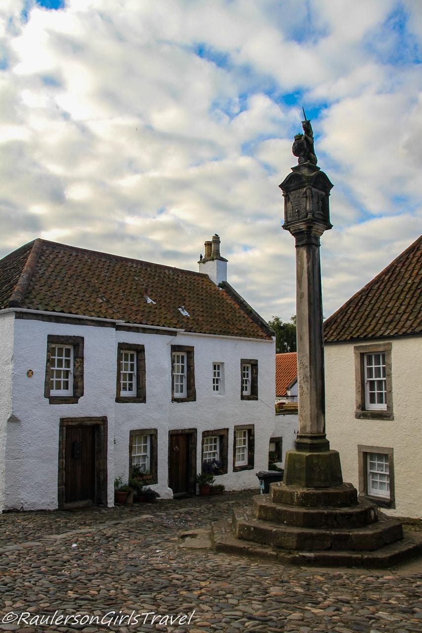Mercat Cross - Outlander Tour Scotland