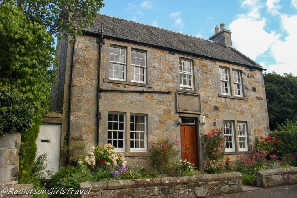House in Culross