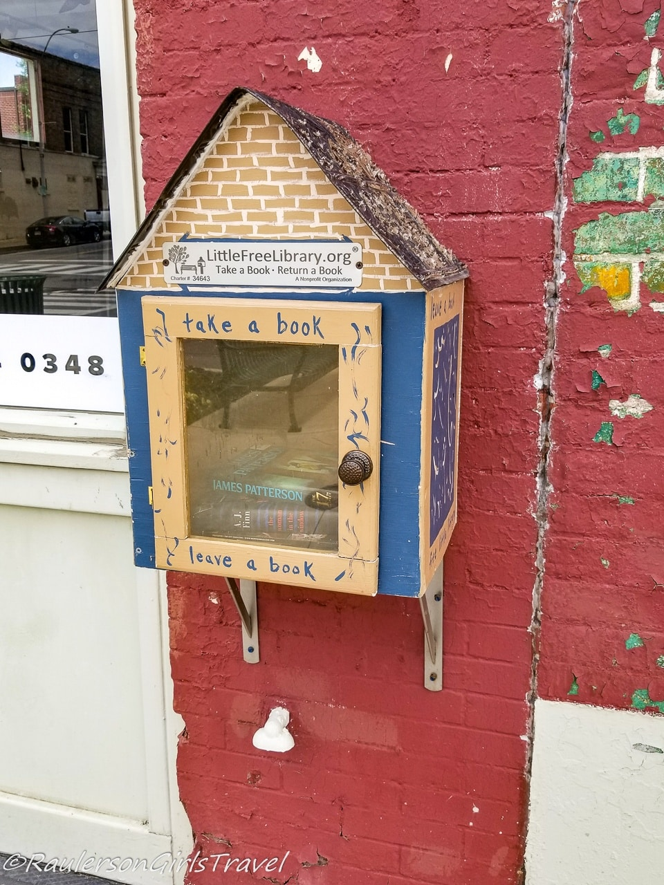 Little Free Library Memphis