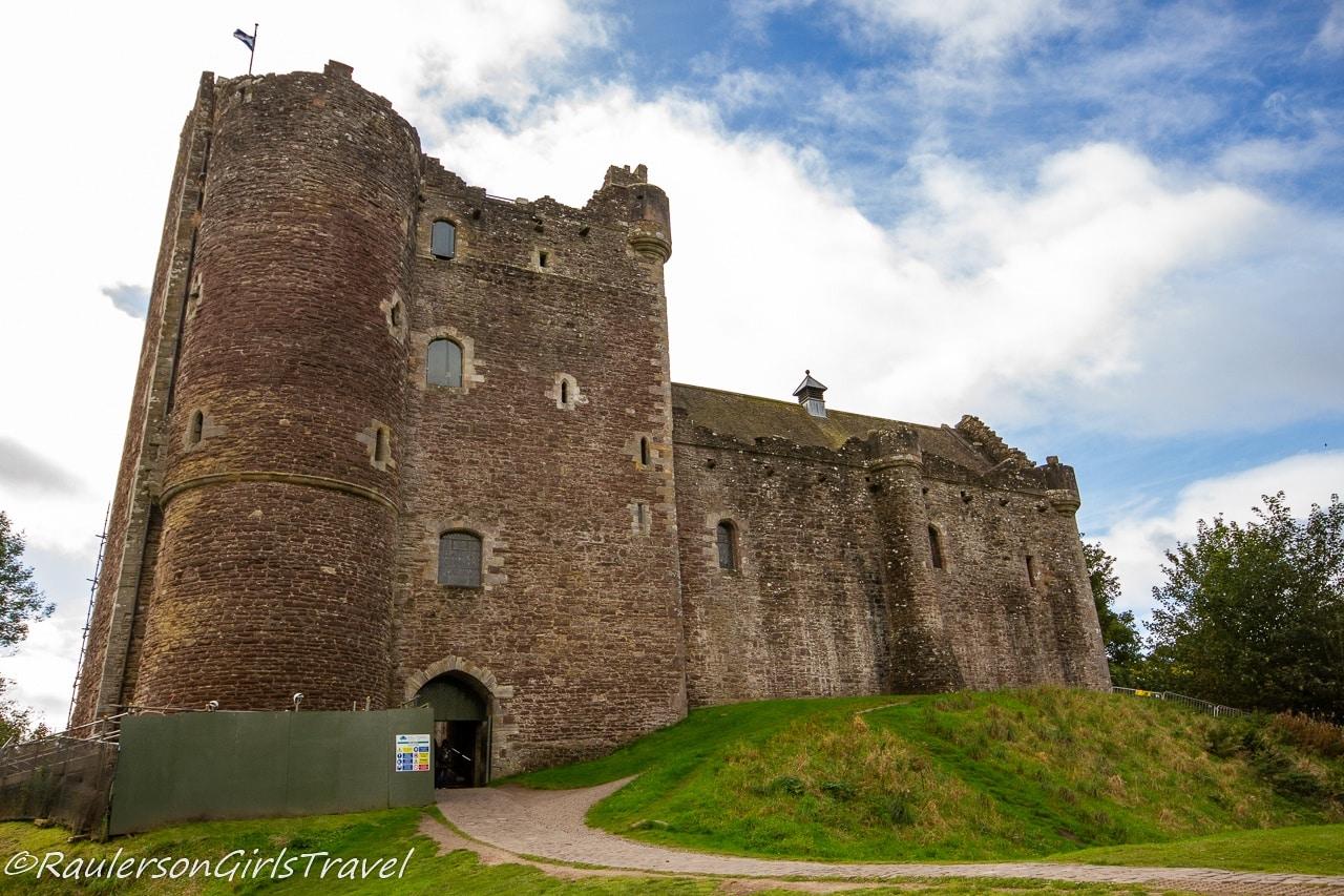 Doune Castle - Outlander Tour Scotland