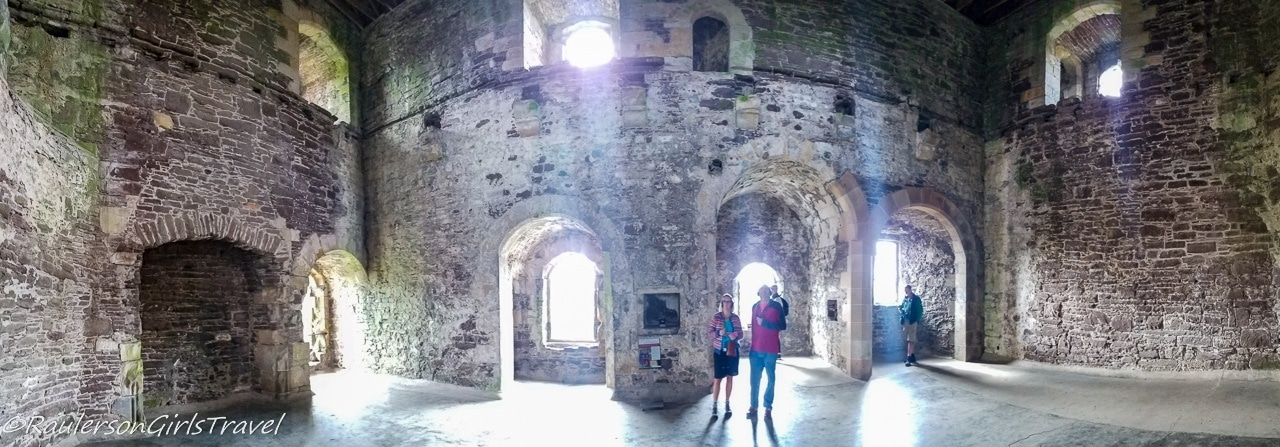 Great Hall in Doune Castle