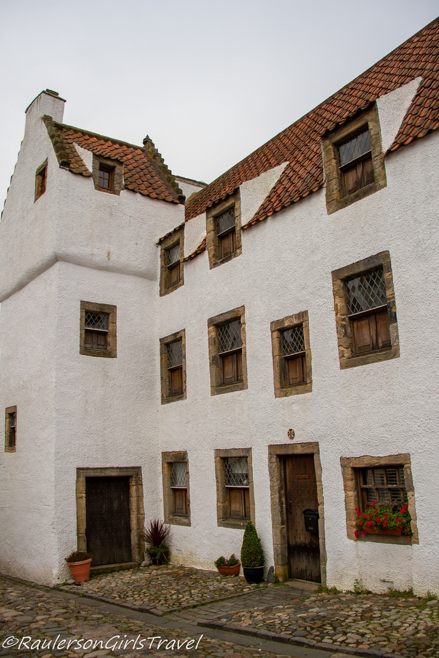 Geillis Duncan's home - Outlander Tour Scotland