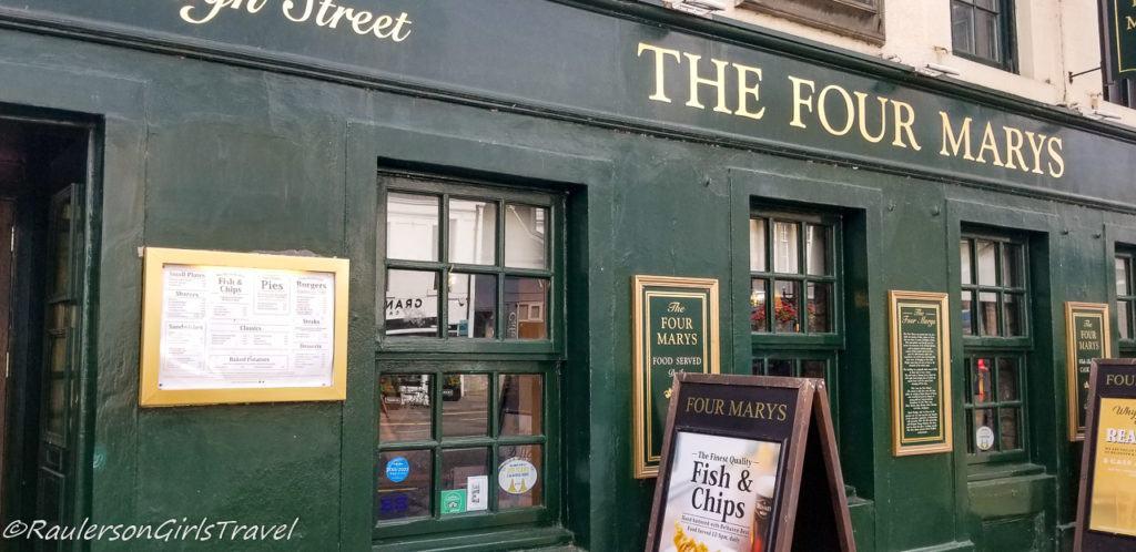 The Four Mary's Restaurant