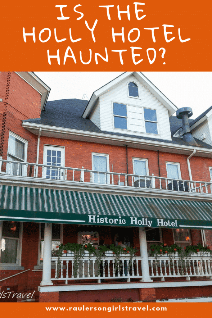 Holly Hotel Haunted Pinterest Pin