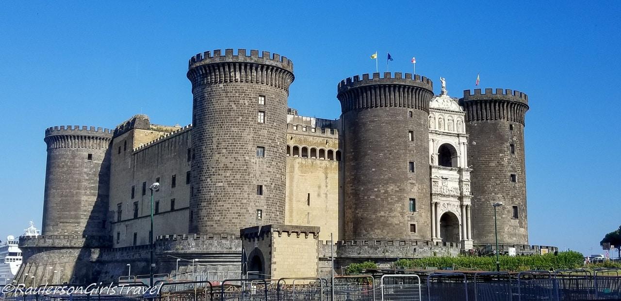 Castle Nuovo in Naples, Italy