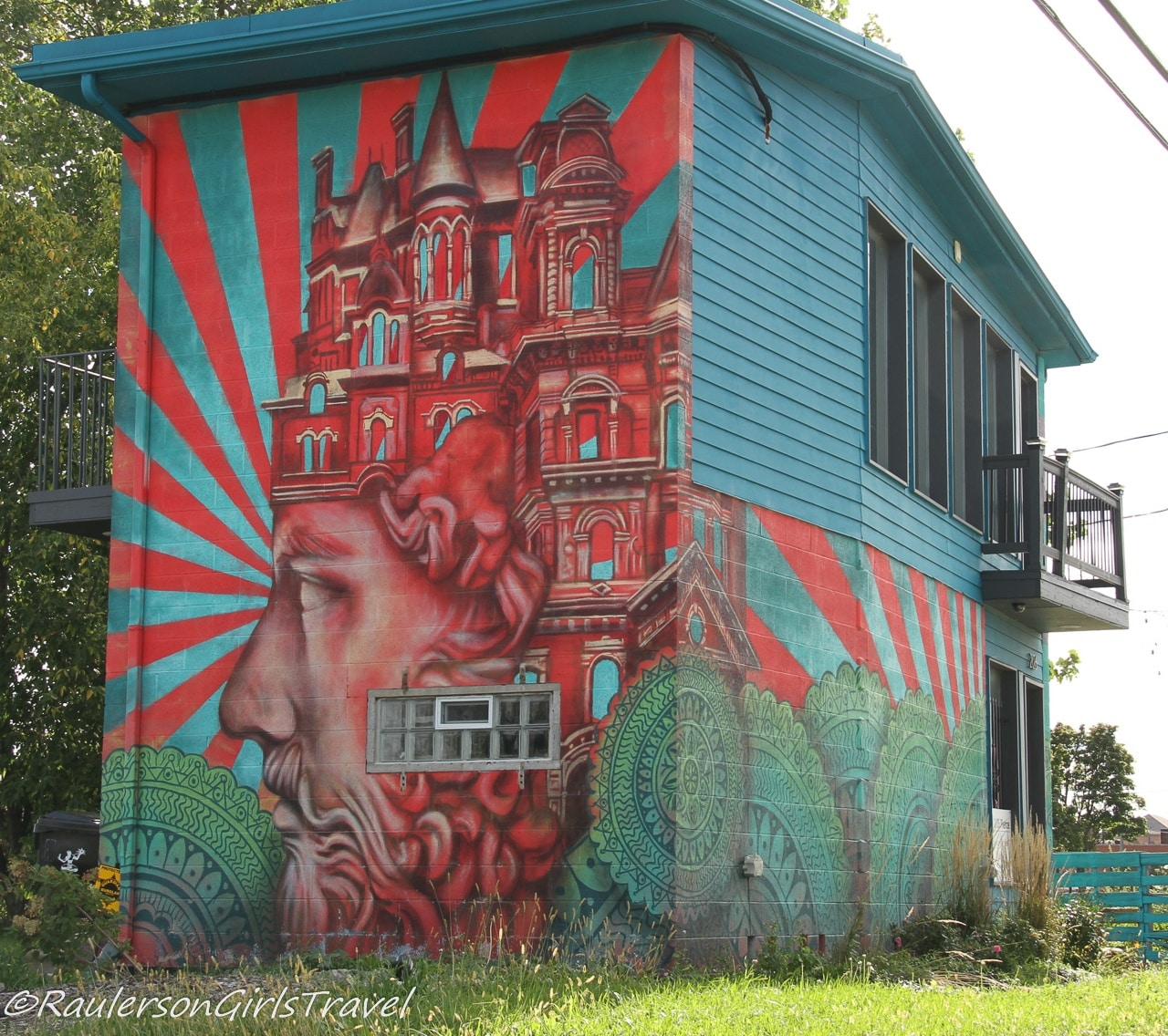 2015 Murals in the Market - 2126 Pierce