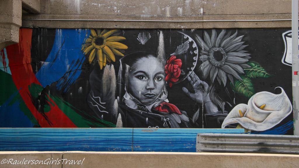 Bienvenidos a Southwest part 2- Detroit Street Art