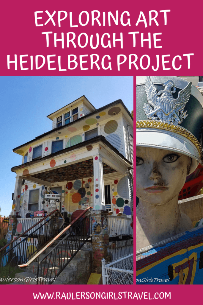Heidelberg Project Pinterest Pin