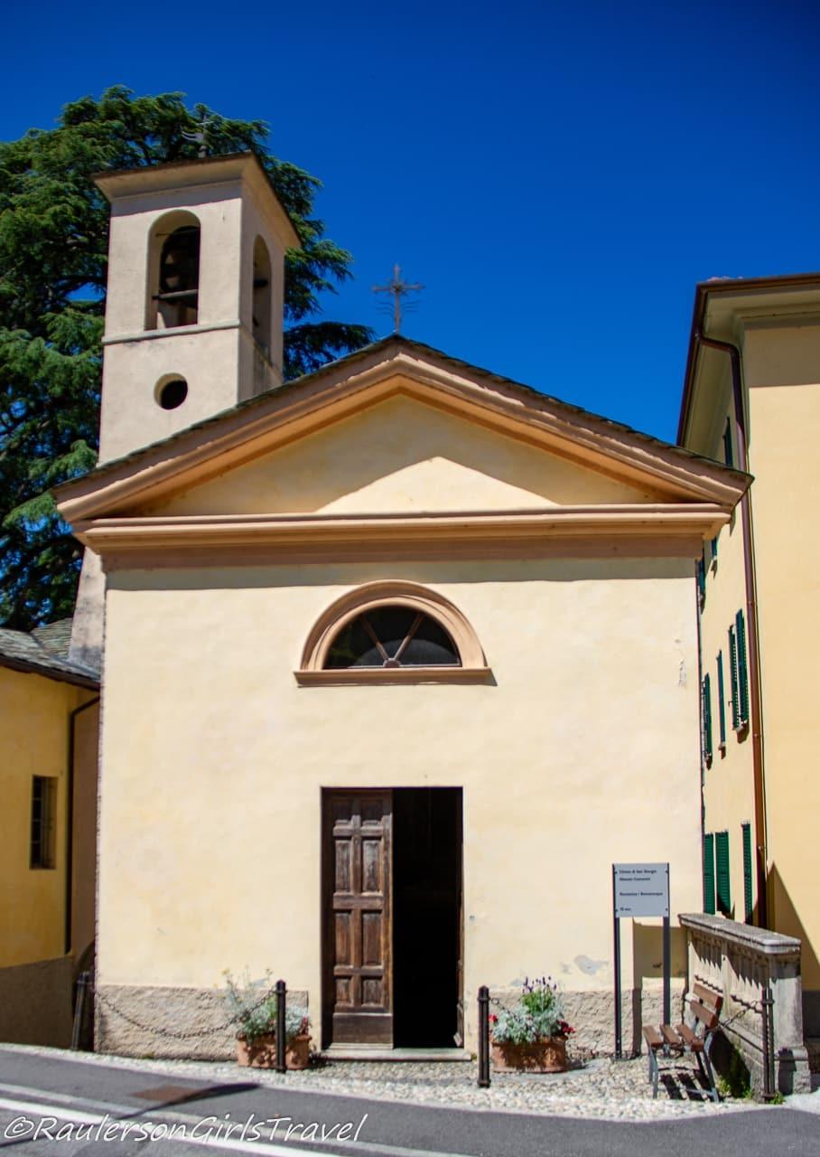 Chiesa di San Giorgio in Bellagio