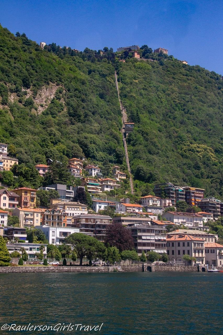 Como-Brunate Funicular - things to do in Lake Como