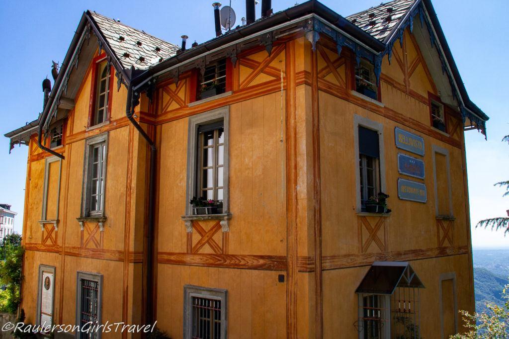 Villa in Brunate, Italy