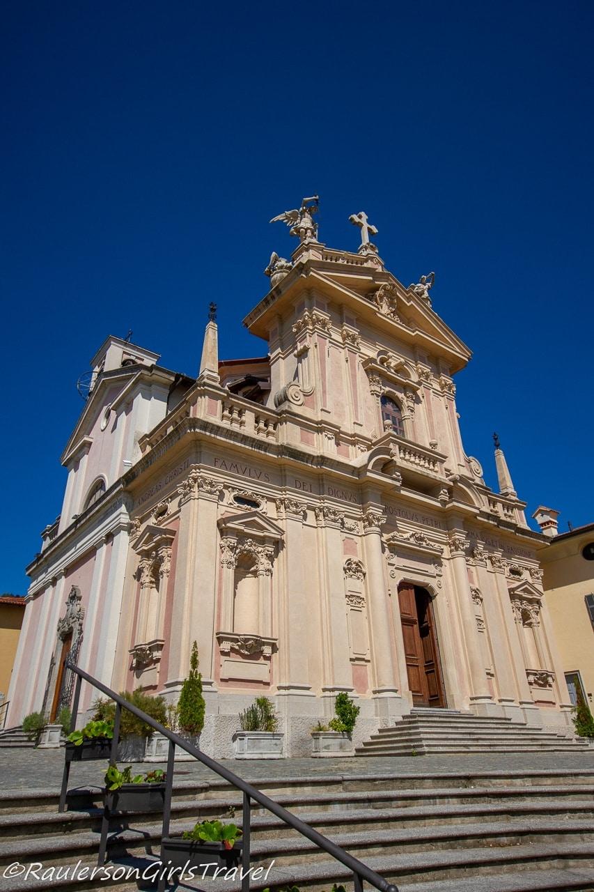 Chiesa di Sant' Andrea Apostolo in Brunate, Italy
