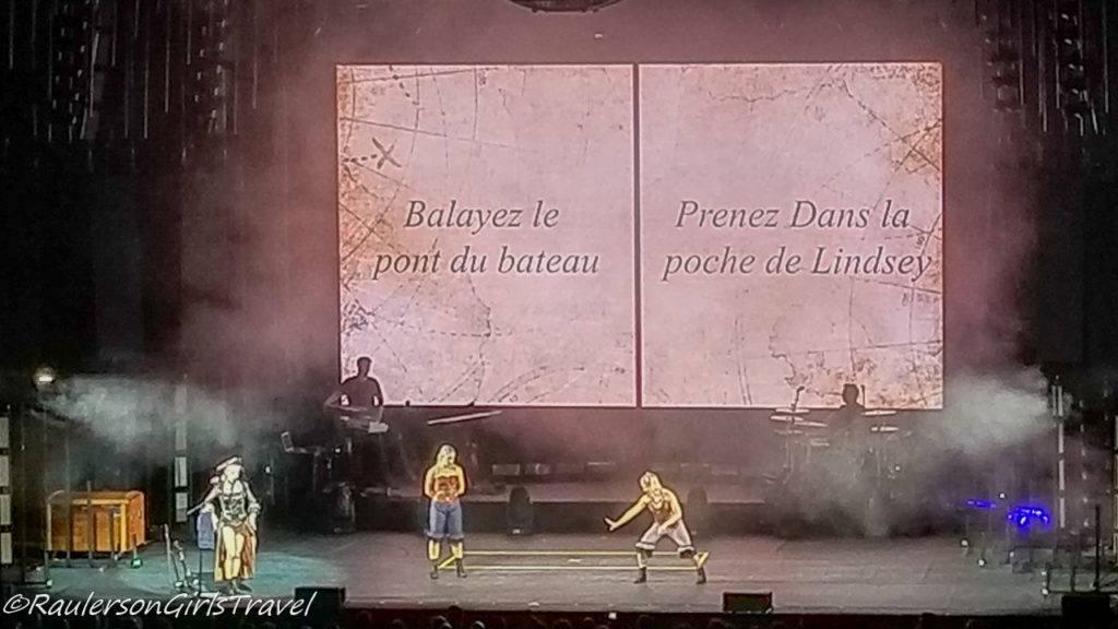 Lindsey Stirling concert - French