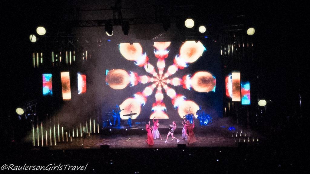 Lindsey Stirling concert - kaleidoscope